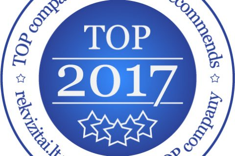 Prorentus Ltd. awarded as TOP company 2017
