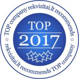 Prorentus Ltd. awarded as TOP company 2017
