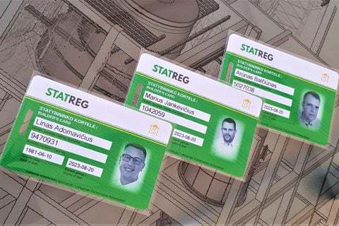 STATREG builders cards for Prorentus experts