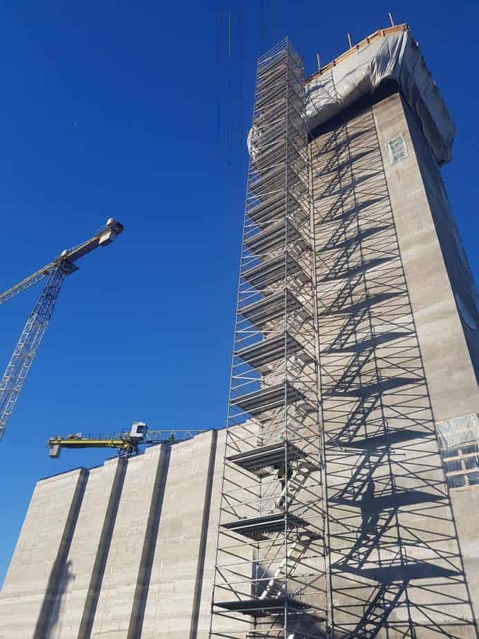 Kaunas fortum CHP plant, kogeneracinė elektrinė, Prorentus, Layher