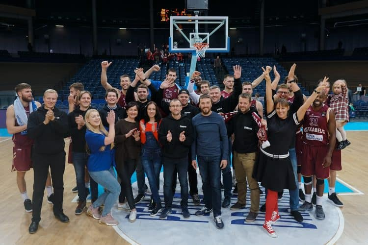 """Prorentus"" became the sponsor of the basketball team ""Lietkabelis"""