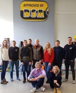 Paul Brouwer Prorentus BSA Scaffolding seminar