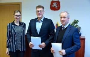 Prorentus; Vilniaus Gedimino technikos universitetas VGTU; Linas Adomavičius; cooperation