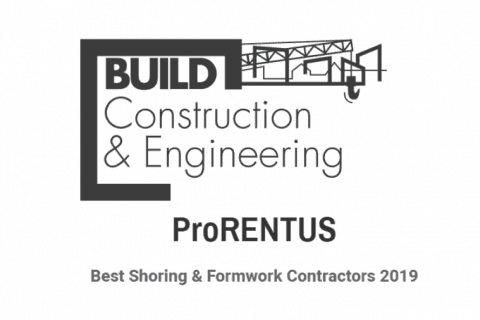 Build Magazine has nominated and awarded Prorentus company