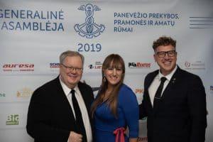 Chamber of commerce awards Prorentus