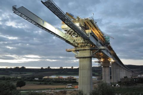 The Norwegian company Structure, together with Prorentus, is introducing new advanced technologies for bridge construction.